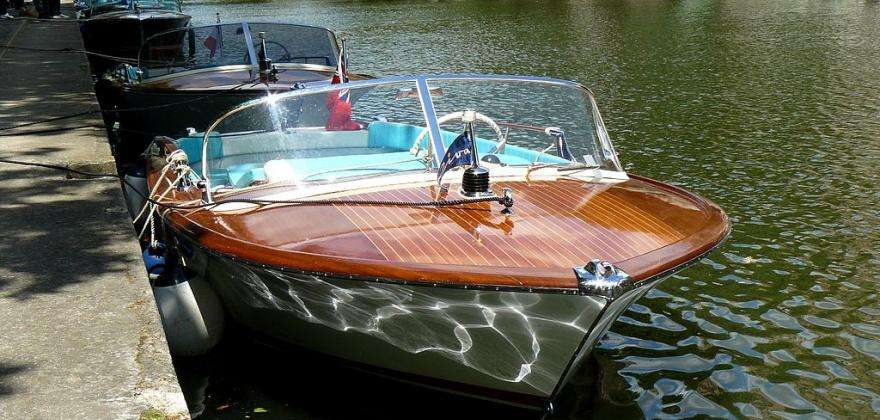 A cruise on a Riva Boat; keeping the legend alive