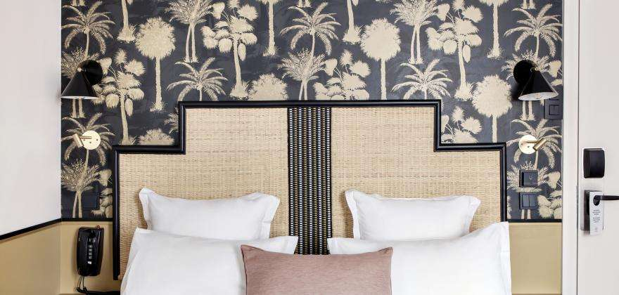A passionate interior design team, a sublime hotel