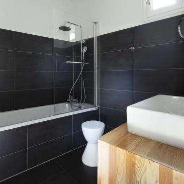 Mon Hôtel à Gap - Chambre - Salle de bain