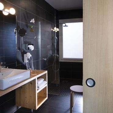 Mon Hôtel à Gap - Salle de bain