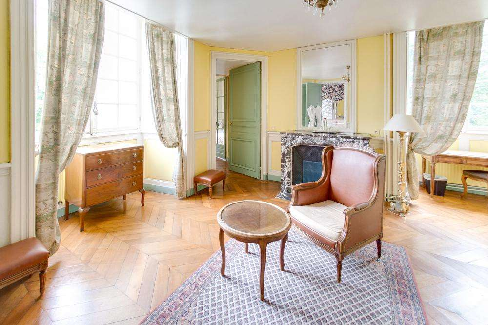 Domaine Château d'Ermenonville - Chambre