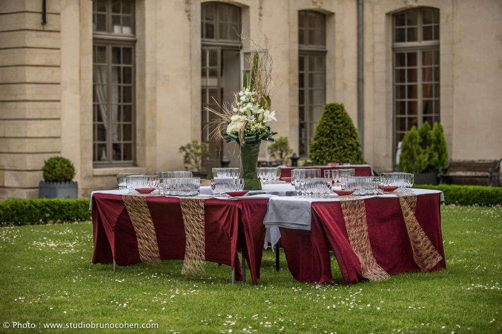 Domaine Château d'Ermenonville - Jardin - Reception