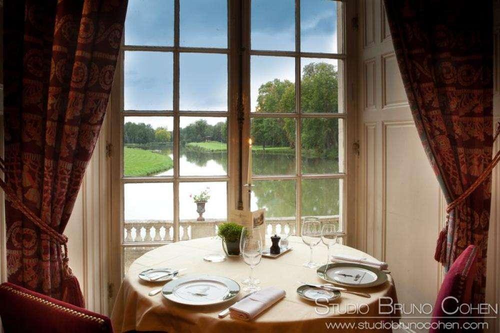 Domaine Château d'Ermenonville - Restaurant