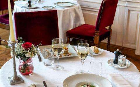 A Valentine's Day in an exceptional setting