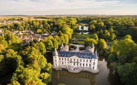Bienvenue sur le nouveau site du Domaine Château d'Ermenonville