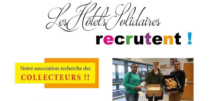 Les Hôtels Solidaires recrutent !