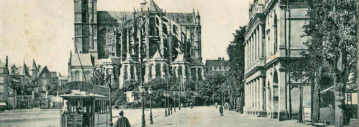 Focus sur la cathédrale Saint-Julien du Mans
