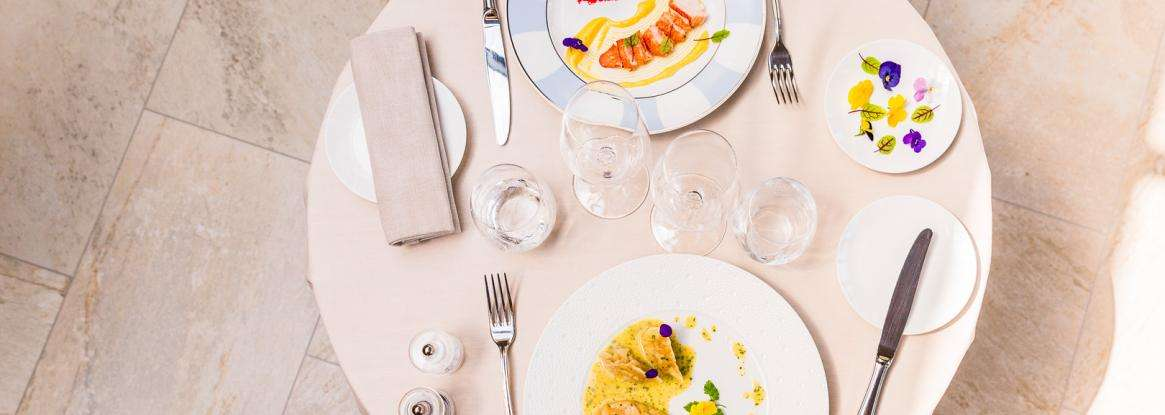 Discover our Restaurant menu