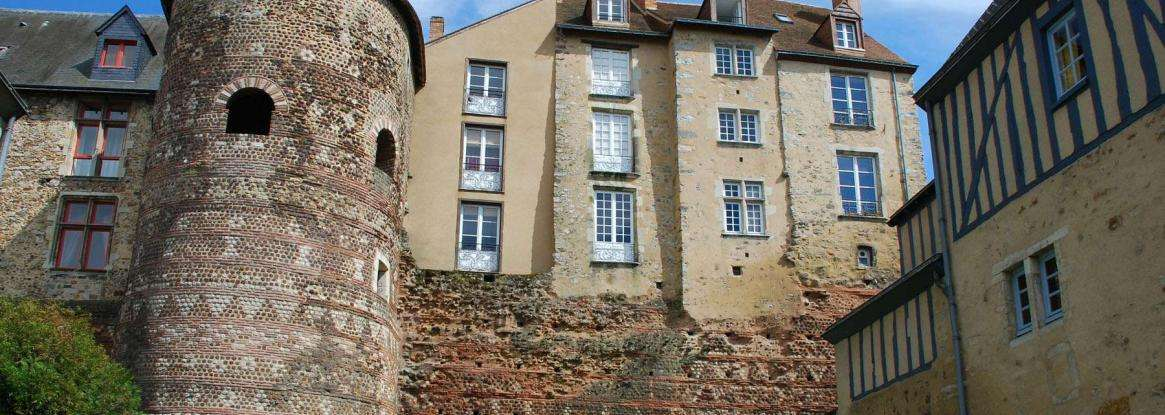 A trip back in time; discovering the Gallo-Roman walls of Le Mans