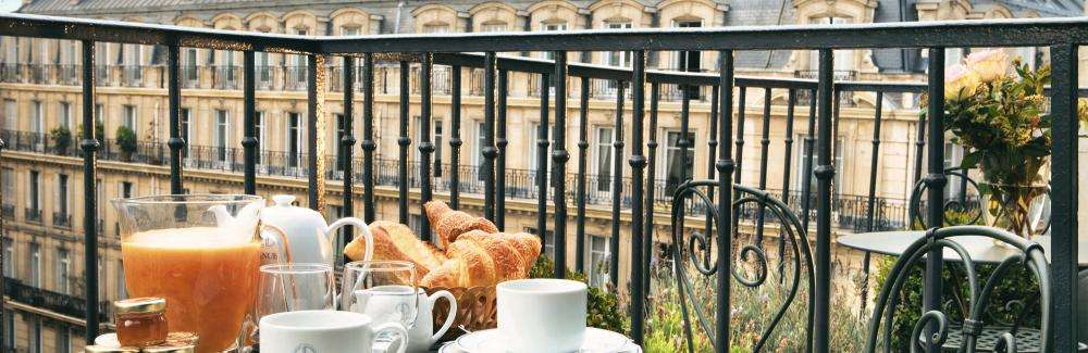 Hotel du Danube - Breakfast