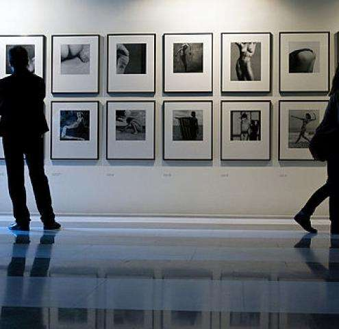 Exposition Robert Mapplethorpe au Grand Palais