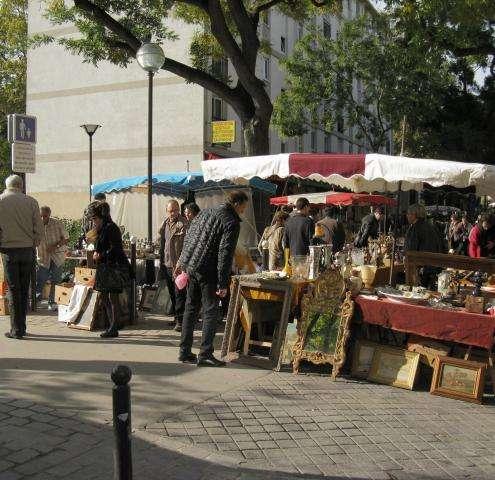 Les meilleurs marchés aux puces de Paris