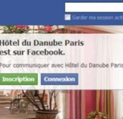 Social network makes a home for Hotel du Danube