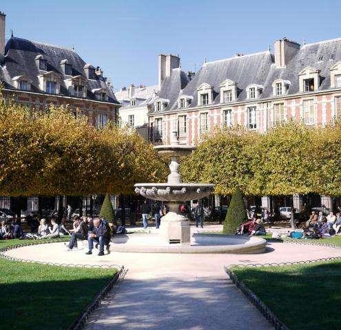 The Marais, a unique area