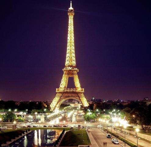 Celebrate New Year's Eve in Paris
