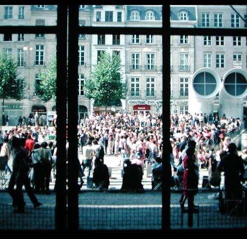 Paris sans la foule