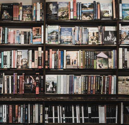 Discover the most unusual bookstores in Paris