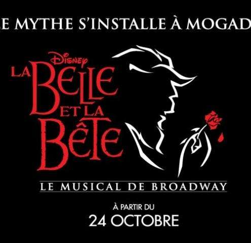 Spectacle la Belle et la Bete Paris 2014 : revivez le conte