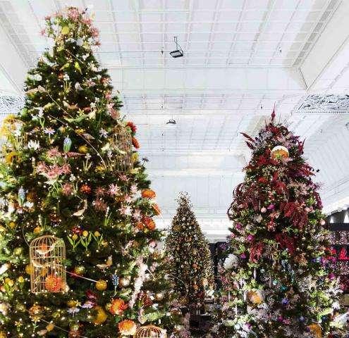 Christmas Shopping: Bon Marché Rive Gauche