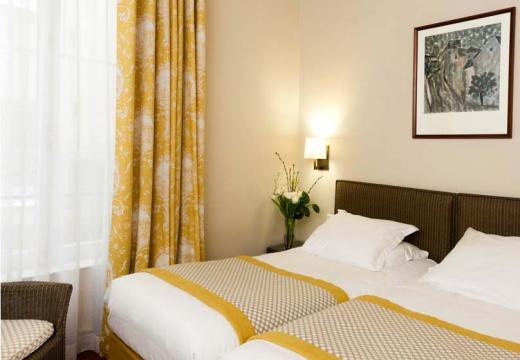 Hotel de Lutèce - Room