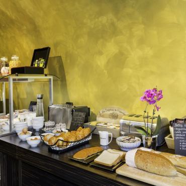 Best Western Hôtel Journel Paris-Sud - Petit déjeuner