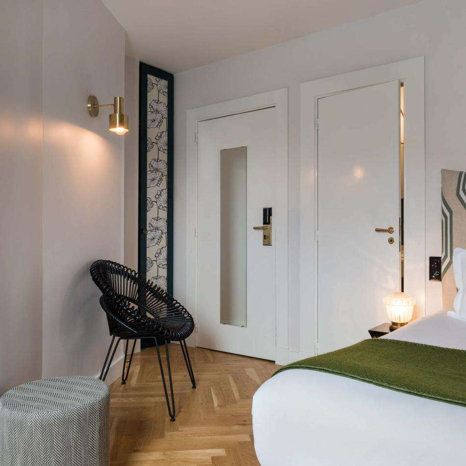 Hôtel Maison Malesherbes - Chambre