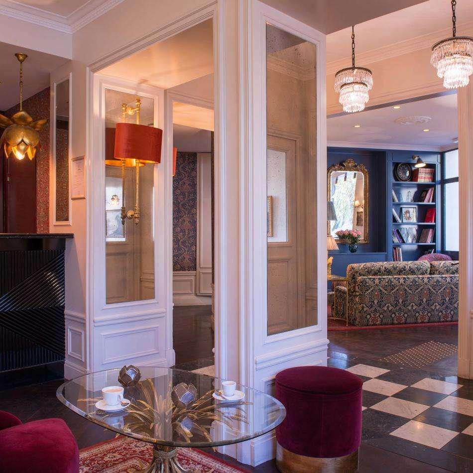 Hôtel Maison Malesherbes - Reception
