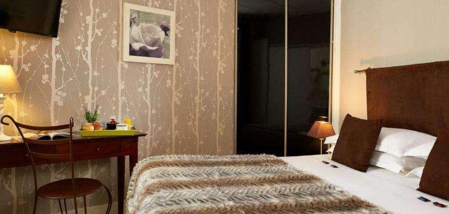 Bienvenue sur le nouveau site de l'Hôtel Délos Vaugirard
