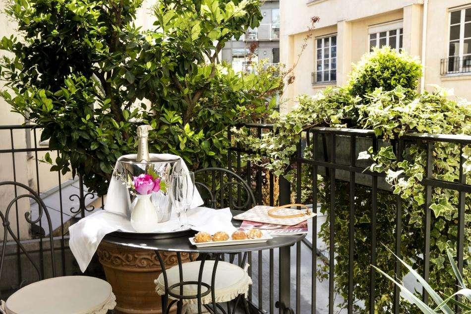 Hôtel Arioso - Champagne chambre supérieure