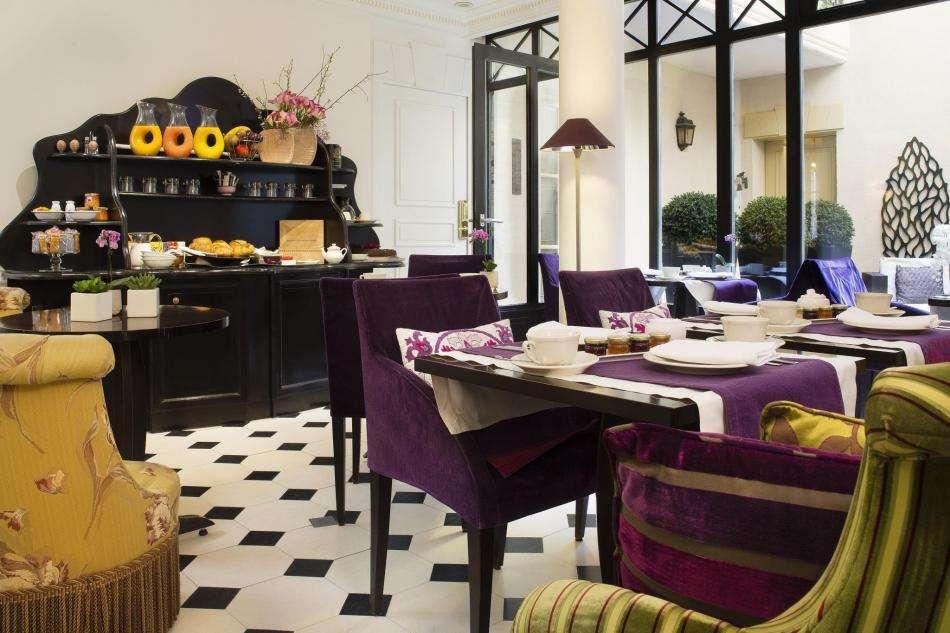 Hôtel Arioso - Colazione