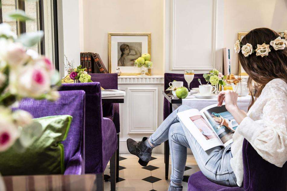 Hotel Arioso - Lounge