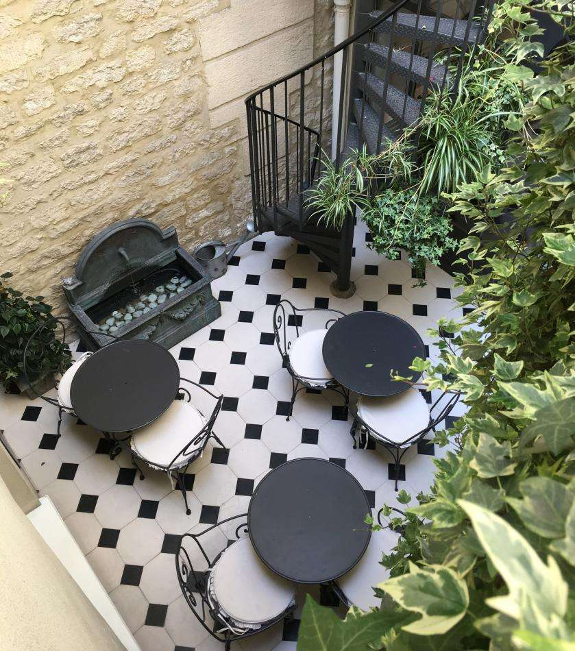 Hotel Arioso - Patio