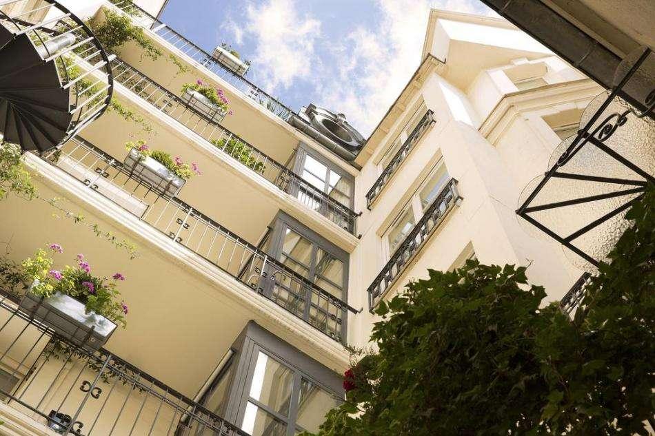 Hôtel Arioso - Patio