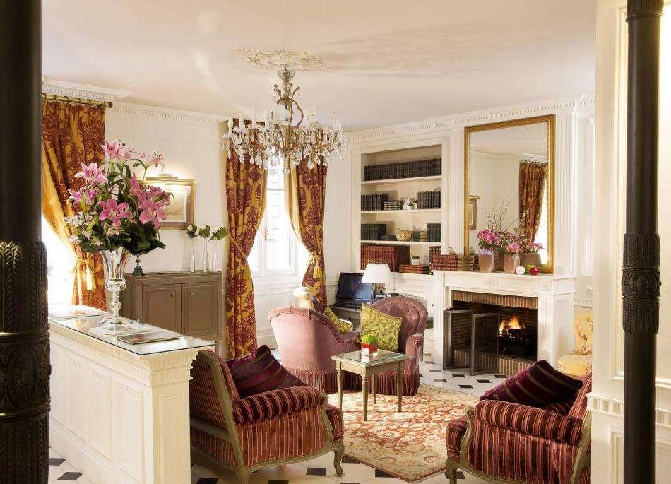 Hôtel Arioso - Salon