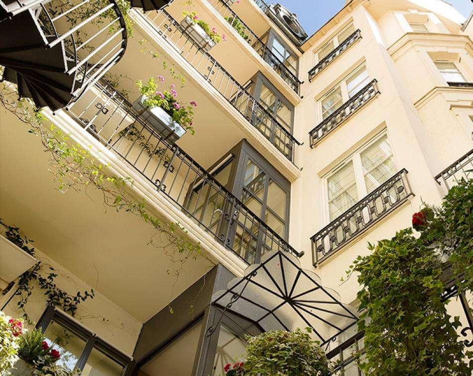 Hôtel Arioso - Vue d'en bas