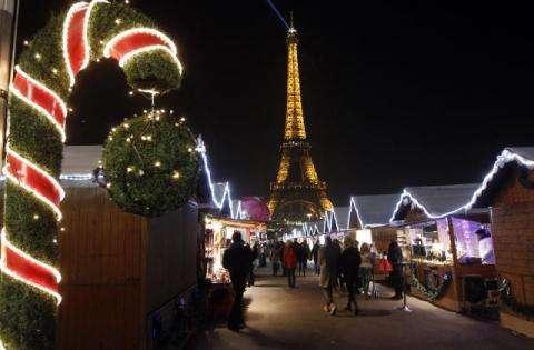 Visitez Paris en fête avec ses illuminations