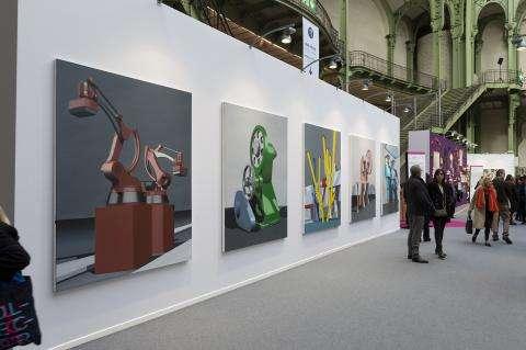 Art Paris Art Fair et PAD, tout l'art moderne sur la scène parisienne