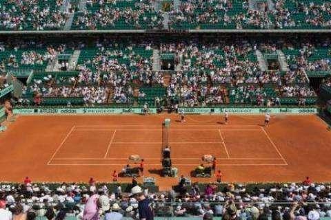 Le tournoi Roland GARROS 2015