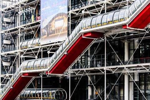 Cet été, profitez pleinement du Centre Pompidou