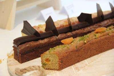 Cakes Abricot Pistache - Été