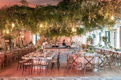 Diner Mariage - Pavillon Royal