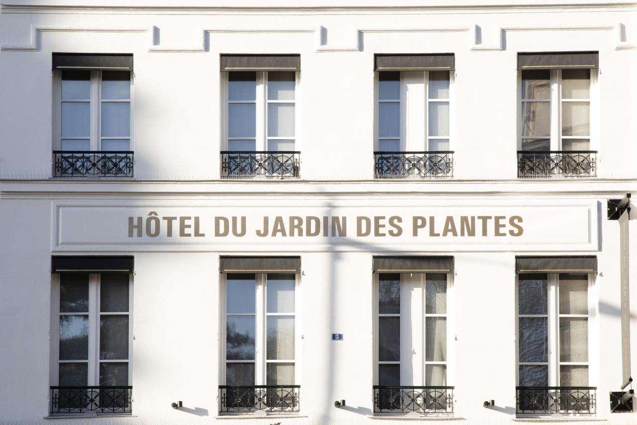 Hôtel Jardin des Plantes - Façade