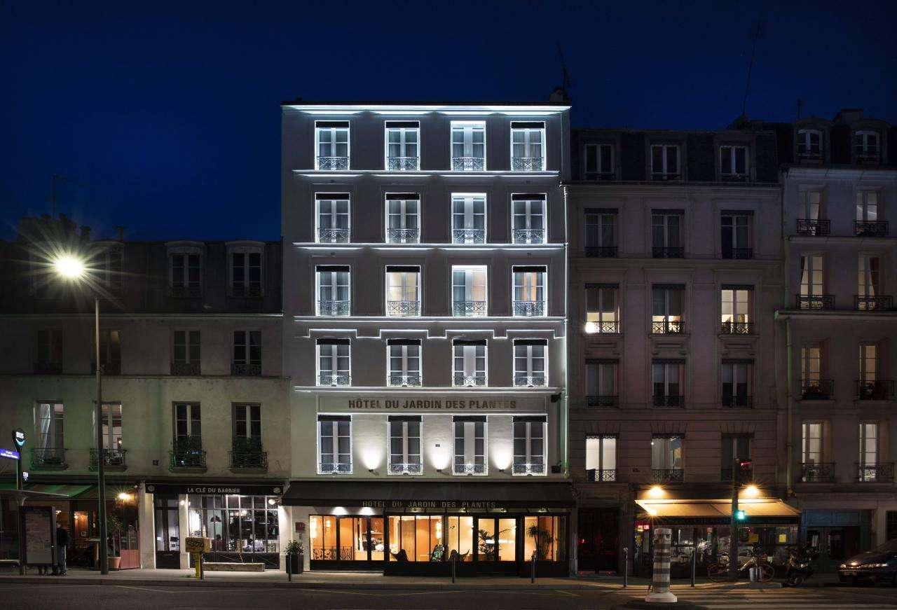 Hôtel Jardin des Plantes - L'hôtel