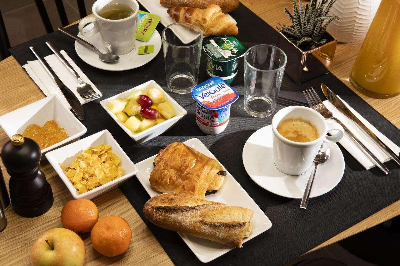Hôtel Jardin des Plantes - Petit déjeuner