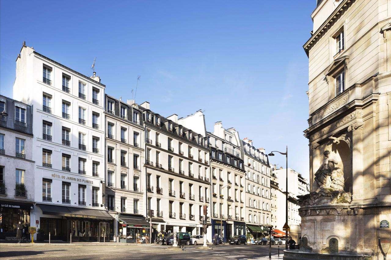 Hôtel Jardin des Plantes - Rue