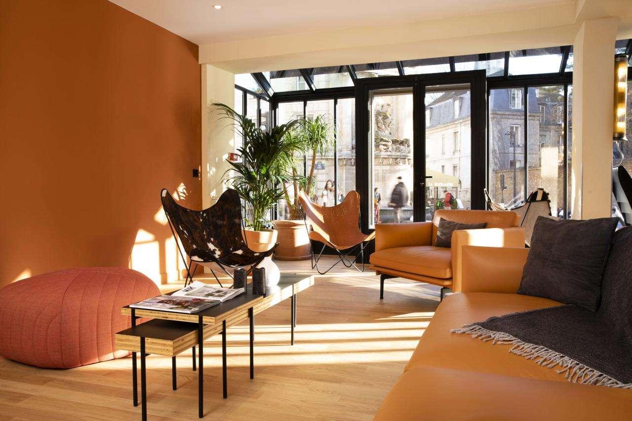 Hôtel Jardin des Plantes - Salon