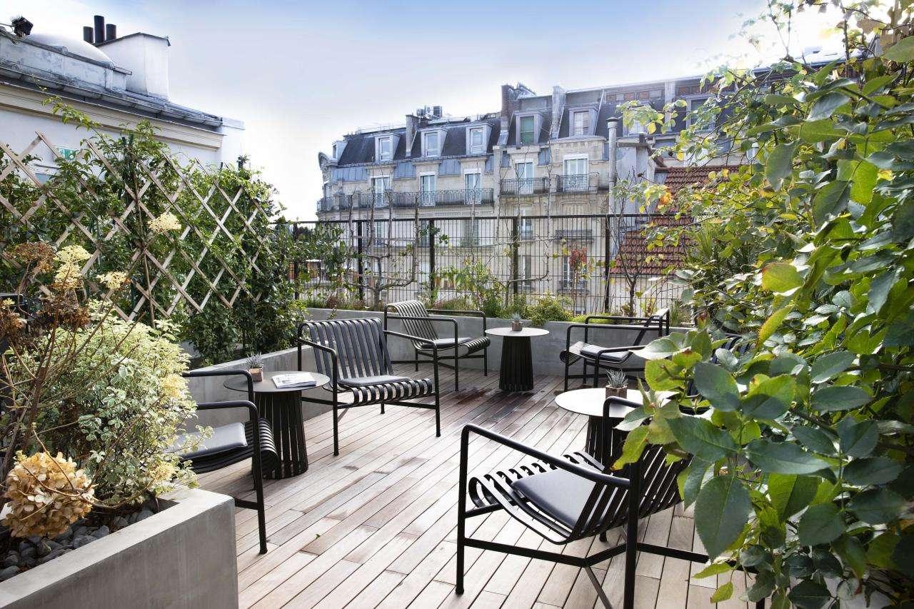 Hôtel Jardin des Plantes - Terrace