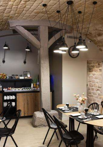 Hôtel Jardin des Plantes - Breakfast