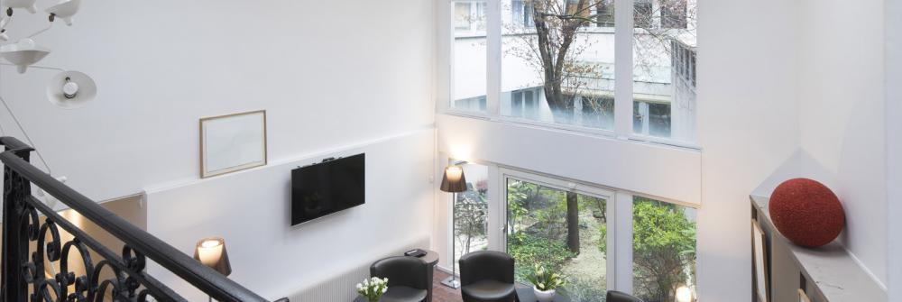 Le Six Hôtel - Le Penthouse Luxembourg
