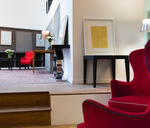 Le Six Hôtel - Penthouse